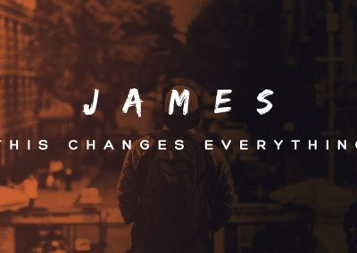 James: This Changes Everything